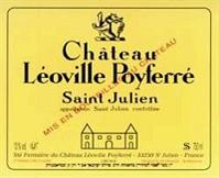 Chateau Leoville Poyferre Saint Julien 2006 750ml
